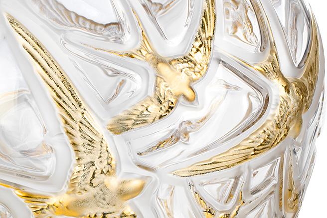 Les Hirondelles de Lalique