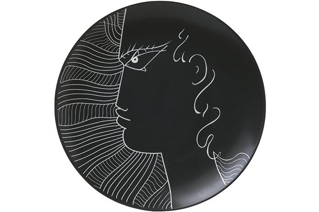 Jean Cocteau  par Raynaud