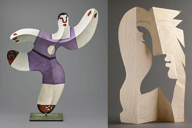 Picasso et les contemporains :  éloge de la fabrique