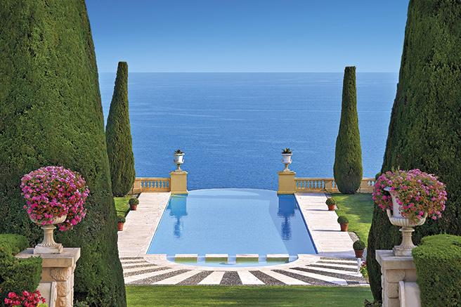 Un ch teau de r ve cannes - Villa maribyrnong par grant maggs architects ...