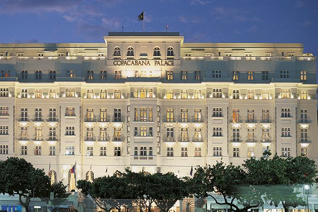 Le Belmond Copacabana Palace