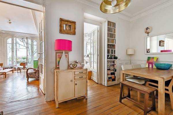 appartement luxe et prestige vendre paris 10eme 4 pi ces 92m 1108833. Black Bedroom Furniture Sets. Home Design Ideas