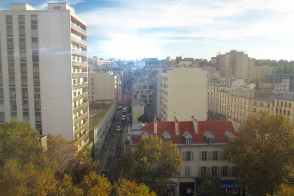 Appartements vendre paris 19eme 75019 achat d for Appartement atypique 75019