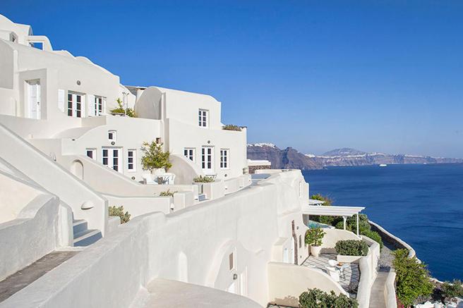 Luxueuses escales  dans les îles grecques