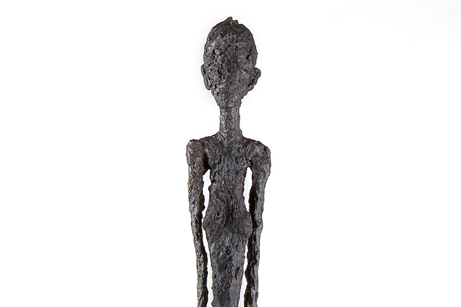 Giacometti,  l'œuvre ultime