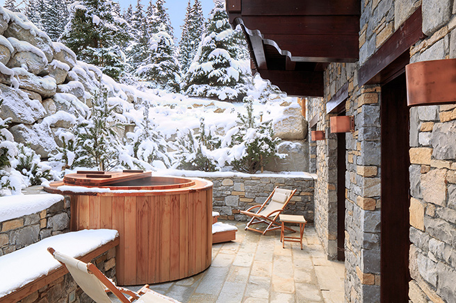 Courchevel 1850, a sublime 5-star experience
