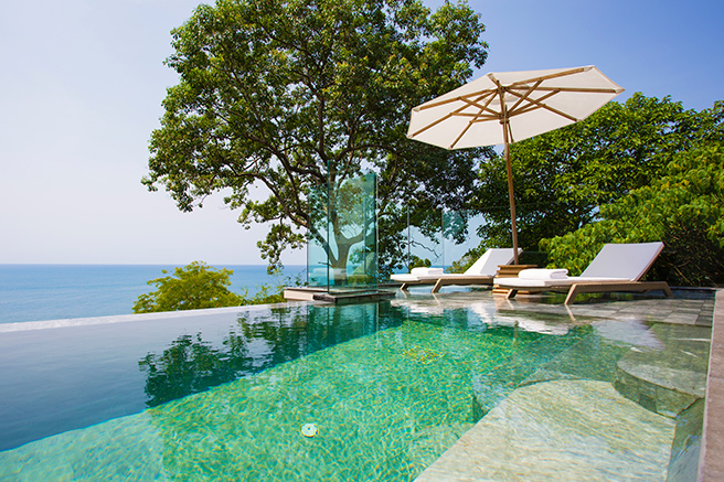 Luxury and privacy on the island of Phuket