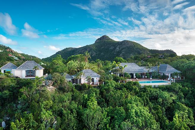 Villa Chanticleer à Saint-Barth : un refuge de rêve