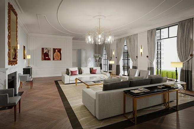 PARIS LEFT BANK, THE CHIC 7th ARRONDISSEMENT