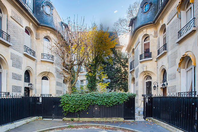 16th arrondissement north, as seen by the Agence Varenne