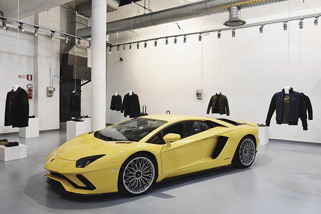Lamborghini lifestyle