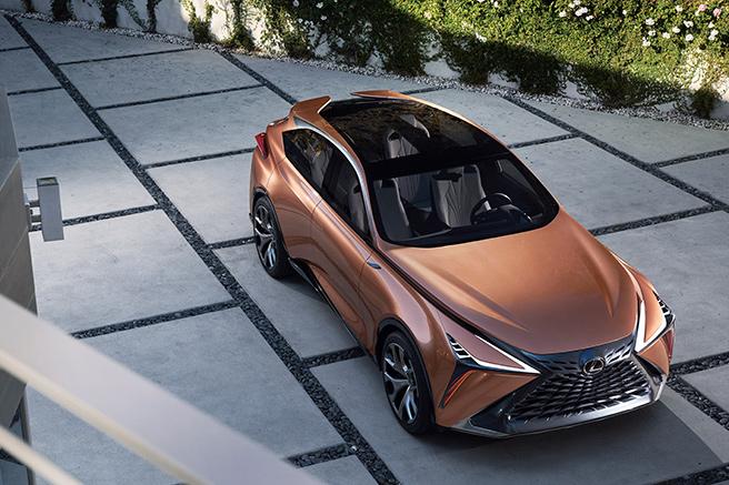 Lexus LF-1 Limitless, un concept sans limite