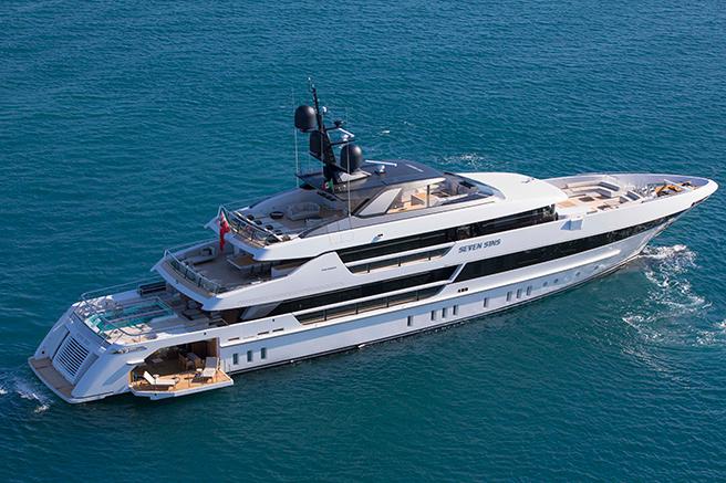 52 metres of superlative luxury