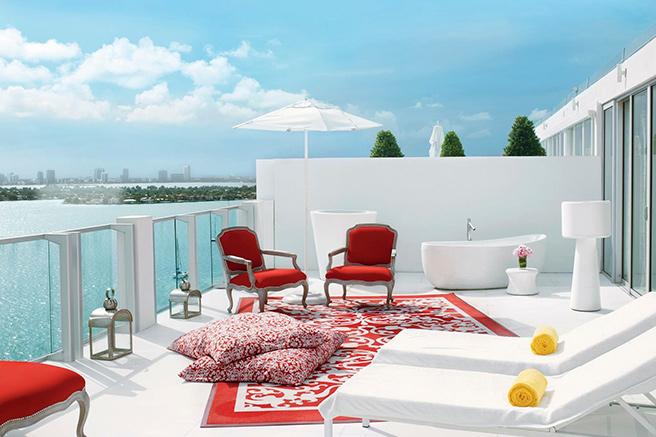 Mondrian South Beach - Miami