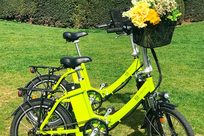 Le Bristol  à Bicyclette