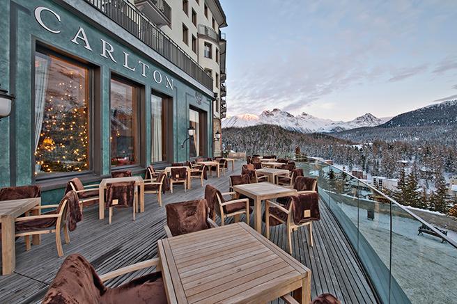 Carlton - Saint-Moritz