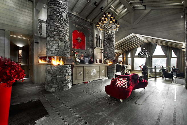 K2 Palace - Courchevel