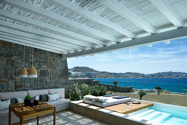 Bill & Coo Coast Suites - Mykonos