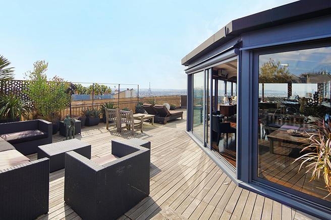 Paris : des terrasses à vivre