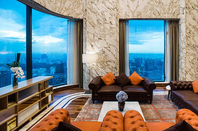 Panoramiques vues asiatiques
