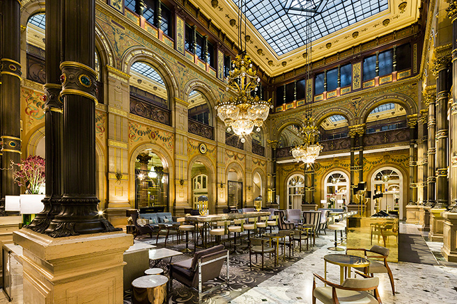 130 bougies pour le Hilton Paris Opera