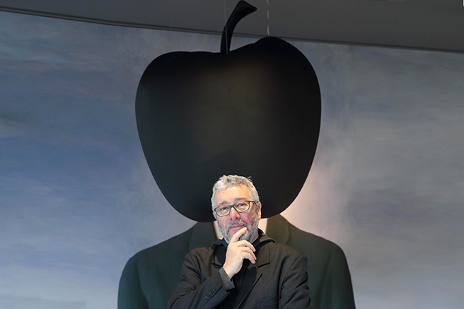 Stark and the Apple Power !