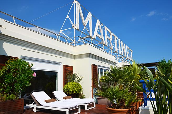 Hôtel Martinez, un luxe durable