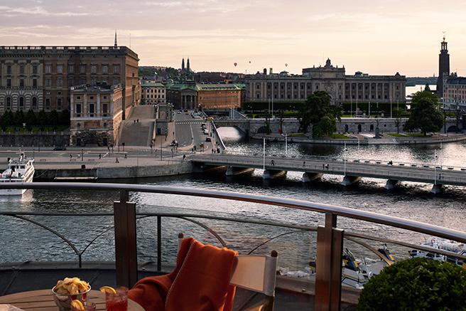Grand Hôtel - Stockholm