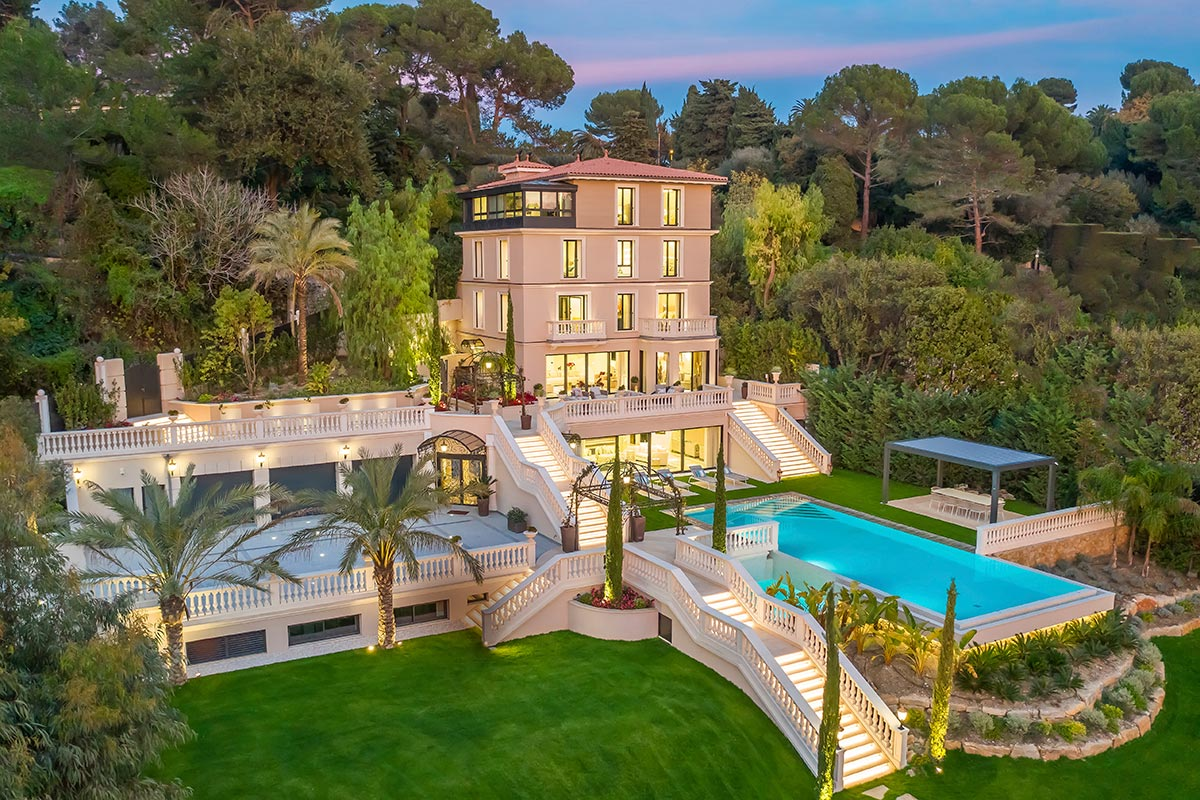 Cannes, une adresse-label