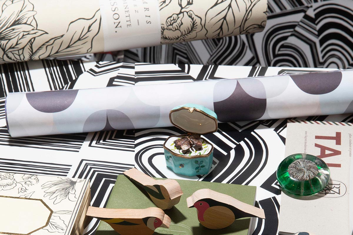 Le bazar Diptyque :  pop up design