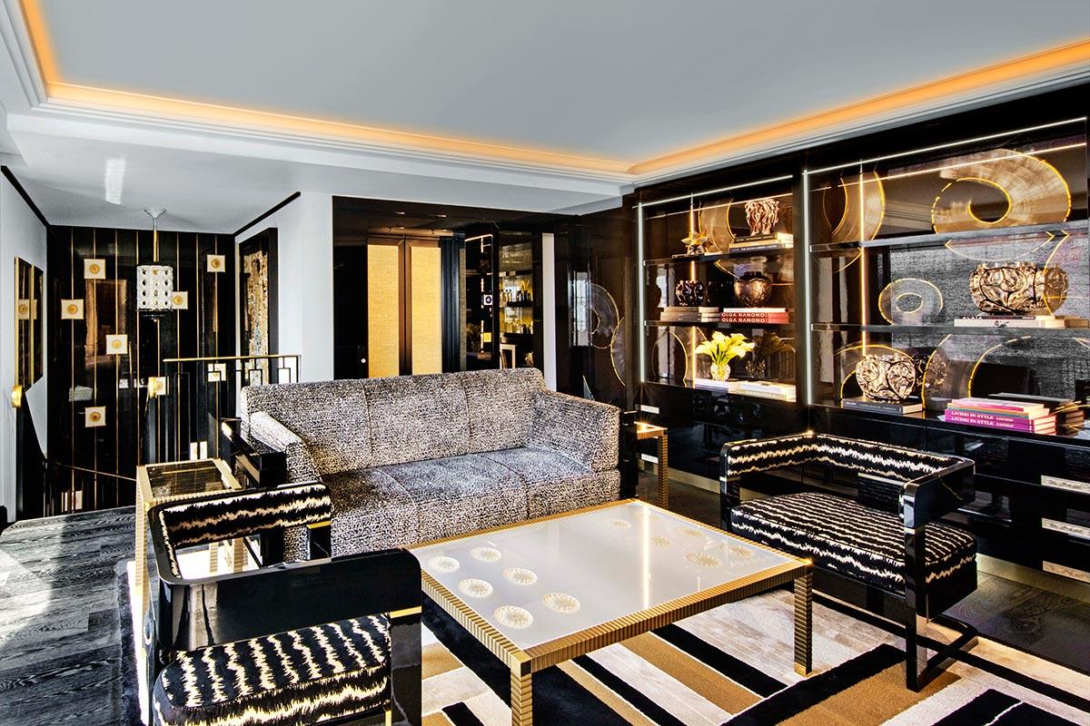 Une suite Lalique au Prince de Galles
