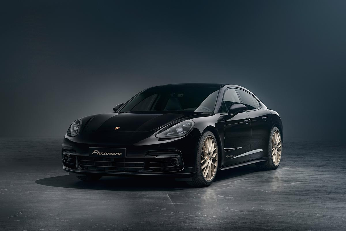 Panamera 4 : 10th anniversary edition