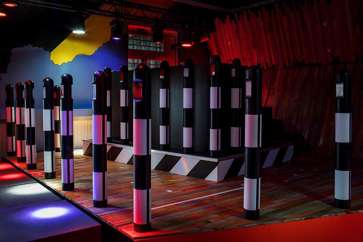 Un club s'installe au théâtre du Châtelet