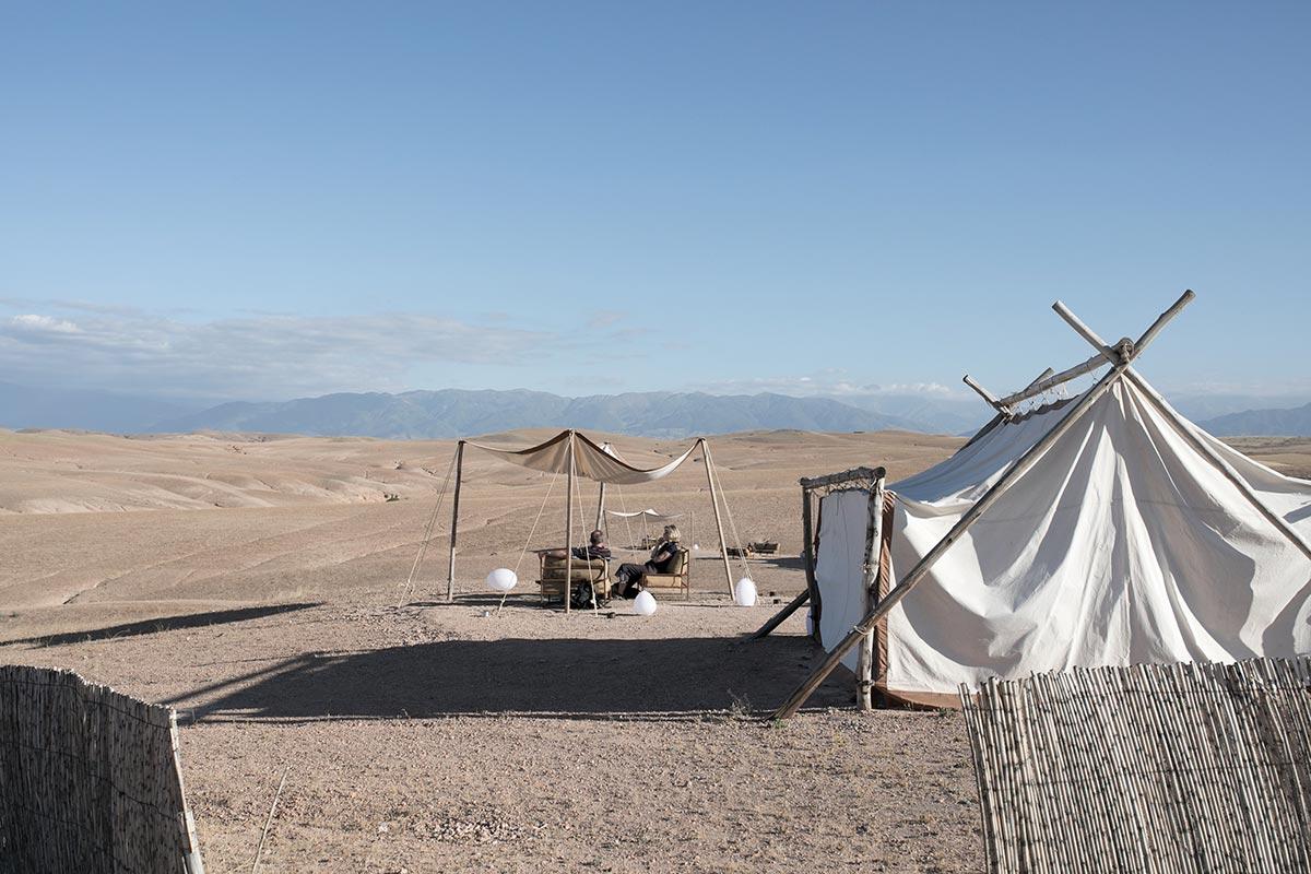 Inara Camp - Maroc