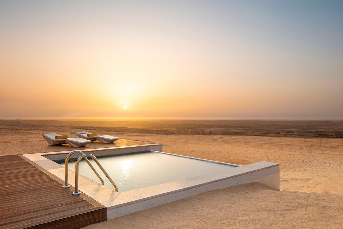 Anantara Tozeur  Resort - Tunisie