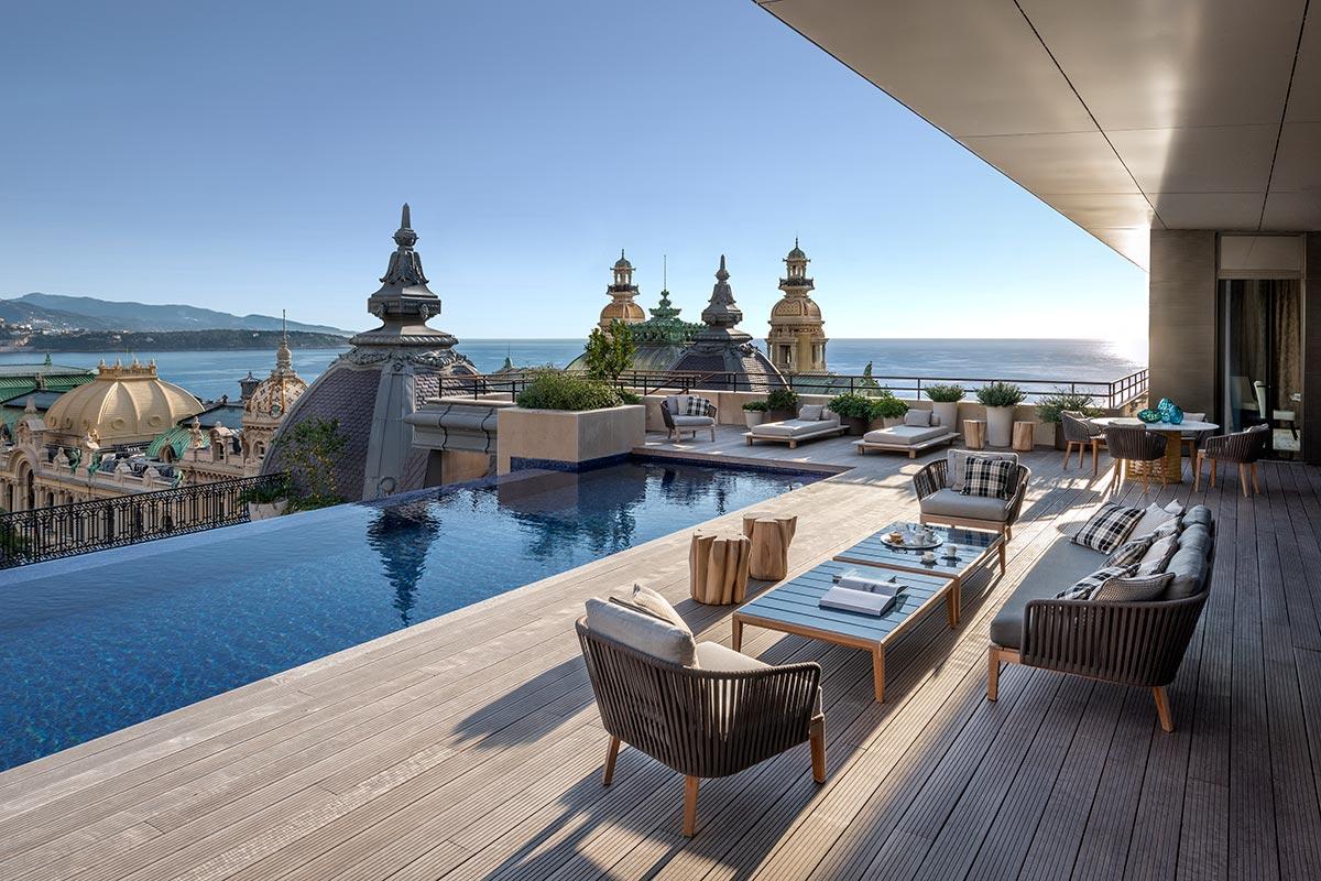 Hôtel de Paris - Monaco