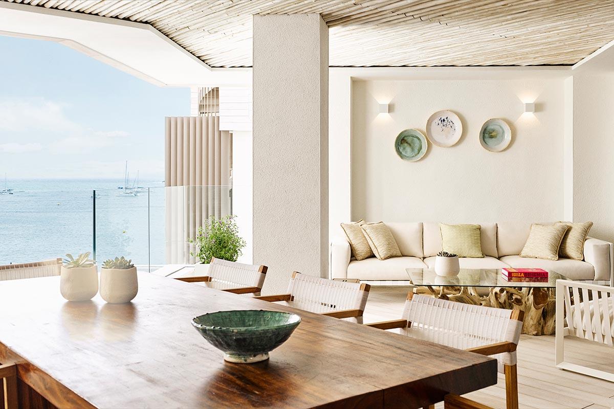 Ibiza, le luxe  en liberté