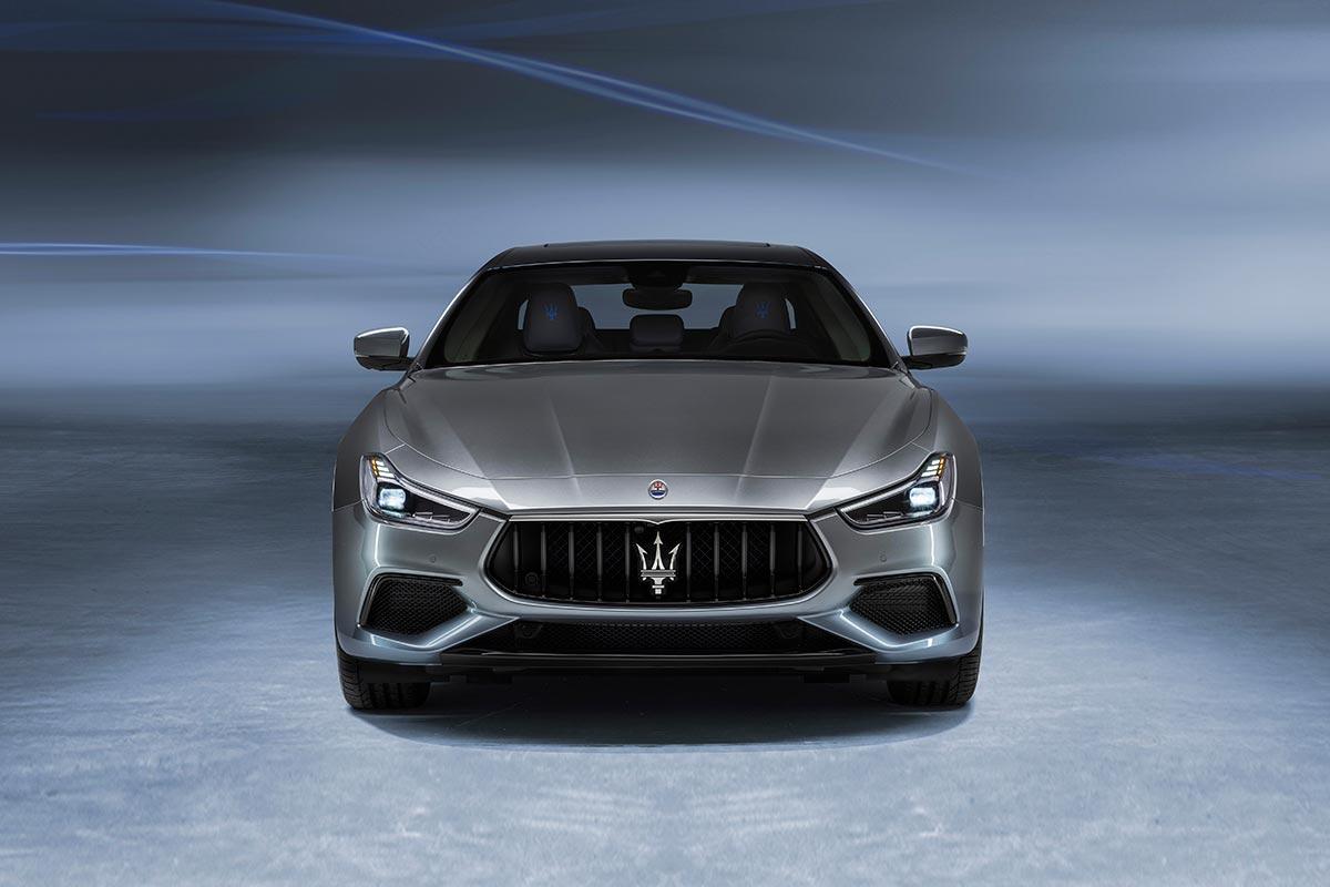 Maserati Ghibli Hybride