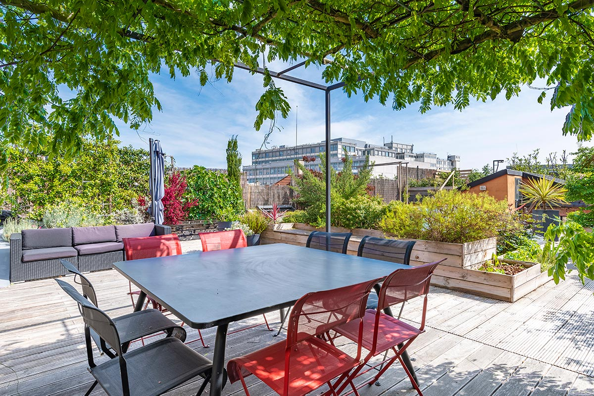 The growing appeal of Terrasses et Jardins