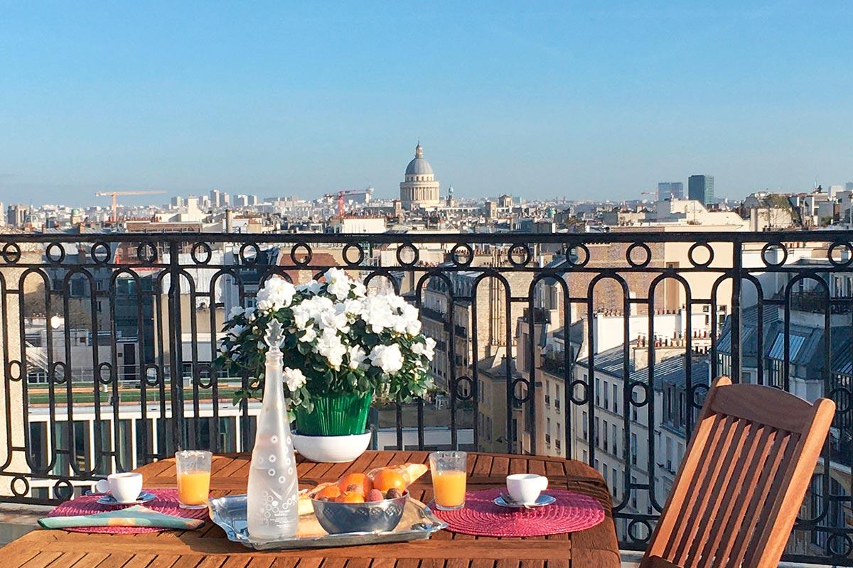attractivité grandissante  de terrasses et Jardins