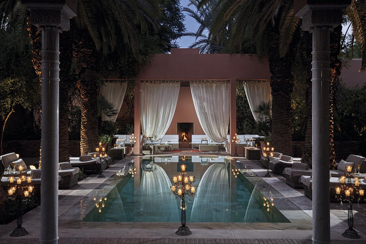 Royal Mansour - Marrakech