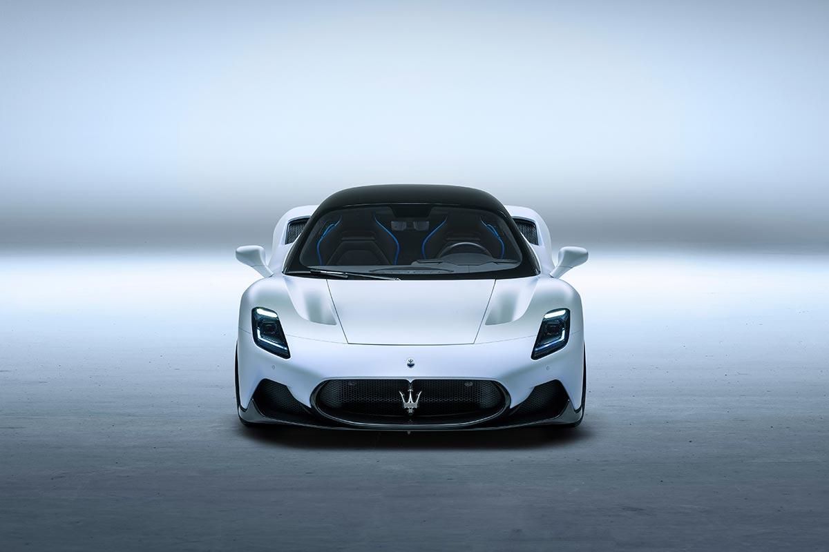 MC20 Maserati, le charme à l'italienne