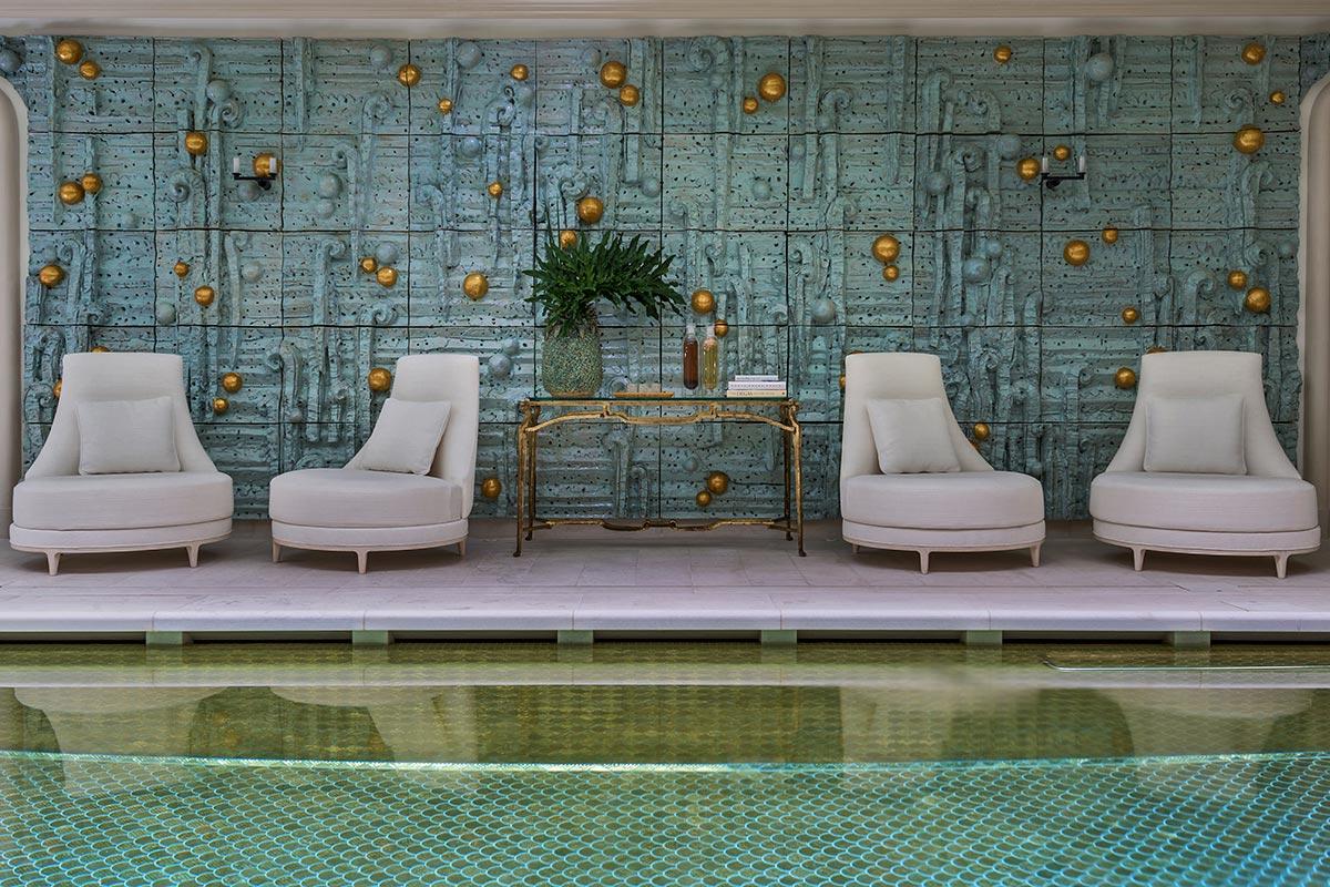 Spa Sisley - Le Crillon
