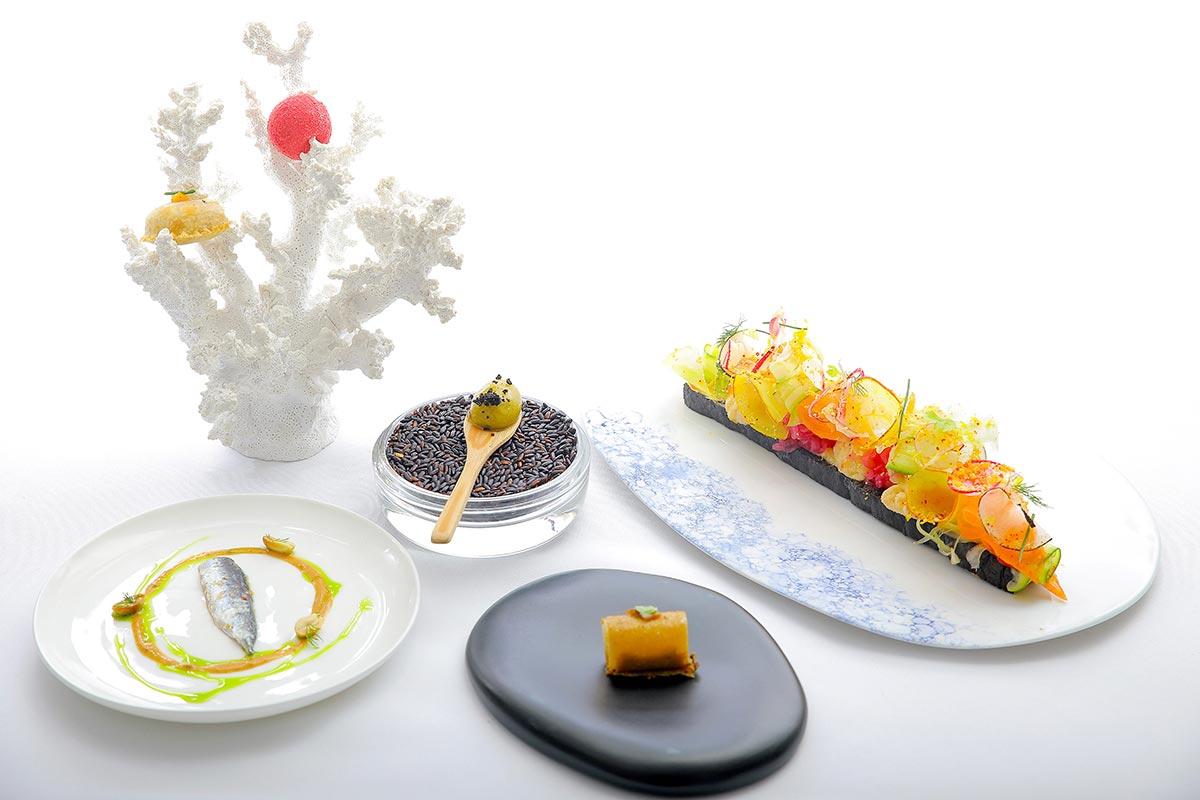 Les menus « Classik » de Ludovic Turac