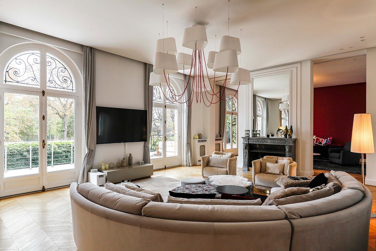 Une maison à Neuilly