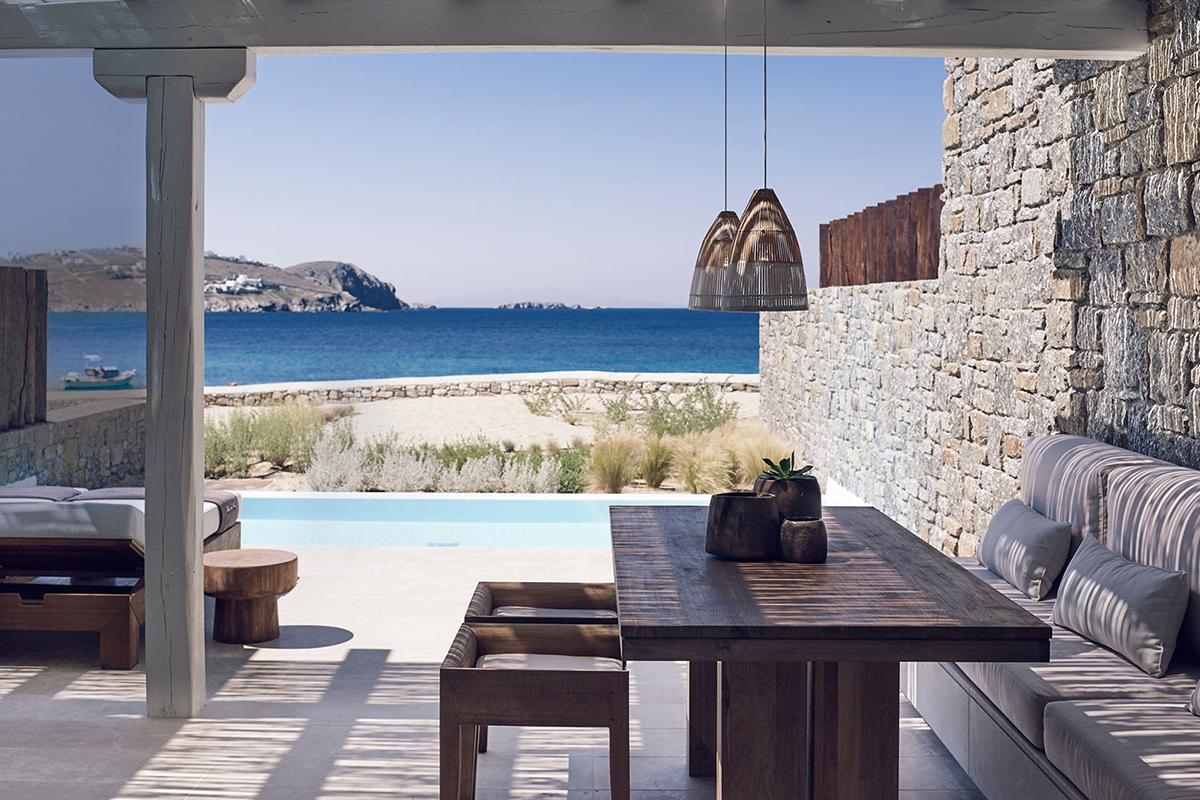 Bill & Coo Coast Suites - Mykonos