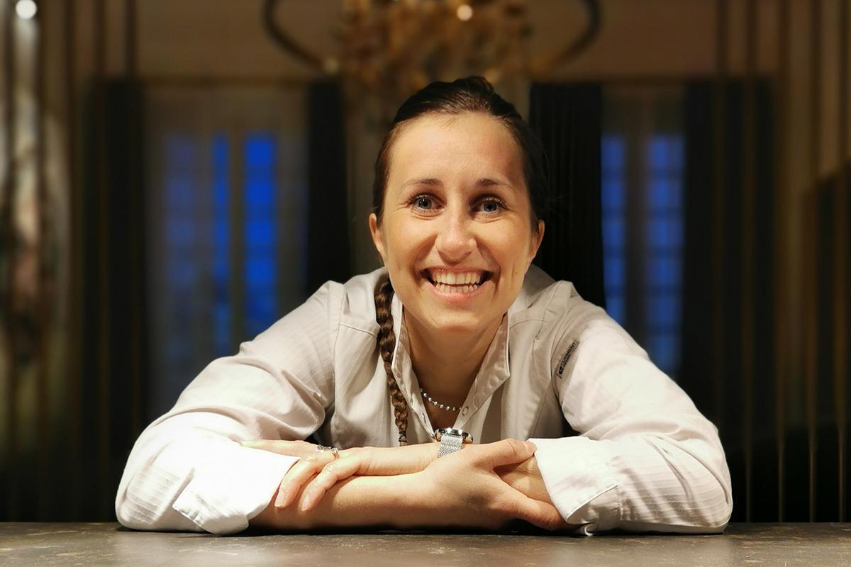Maëlle Bruguera, talent sucré