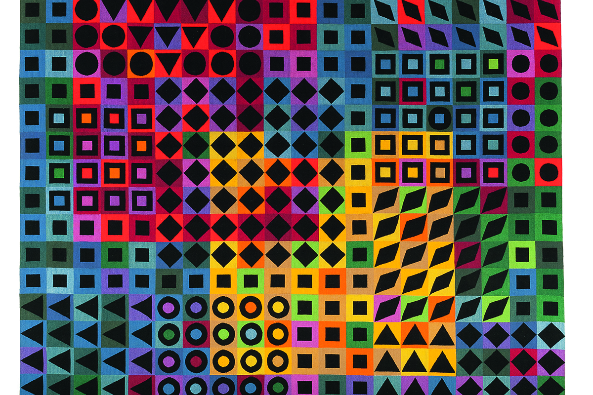 50th anniversary  of the Vasarely Foundation