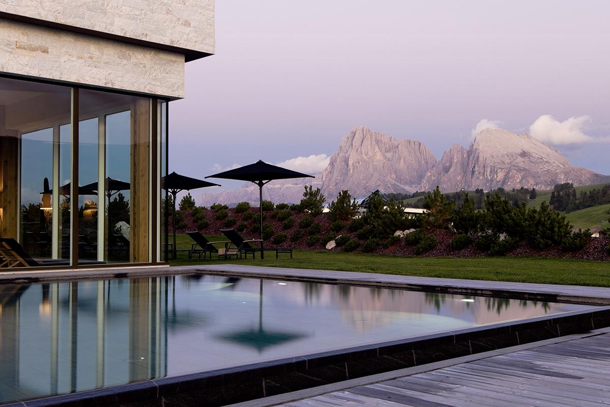 Alpina Dolomites Lodge - Italie