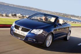 Coupé cabriolet Eos de Volkswagen